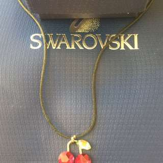 SWAROVSKI 🍒項鍊