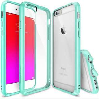 Ringke Fusion iPhone 6/6s Plus Case In Mint
