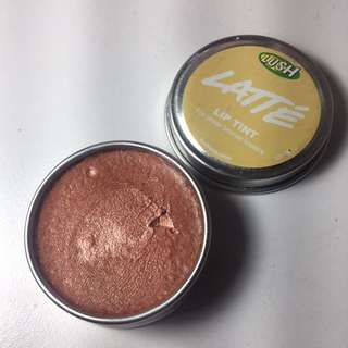 Lush Latte Lip Tint