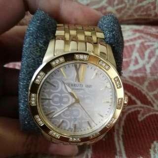 Cerruti Watch Original ( Used But Not Abuse )