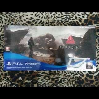 Playstation Aim Controller Farpoint Bundle Pack 2017