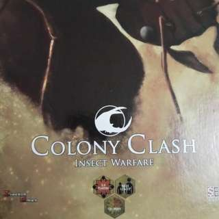 Colony Clash Insect Warfare