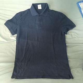 Folded And Hung Polo Shirt