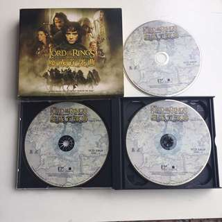 Lord Of The Ring - The Fellowship Of The Ring