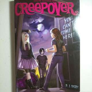 Creepover: You Can't Come In Here!