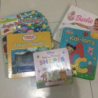 (5 For 100 Only!!!) Children's Books