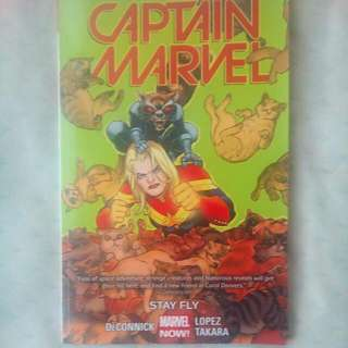 Captain Marvel Vol.2, Vol.2