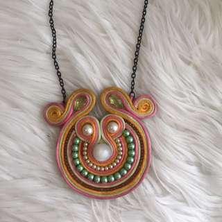 Rainbow Necklace (2)
