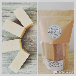 暖身黑糖薑皂warming ginger soap