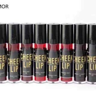 Lip&cheek Tint