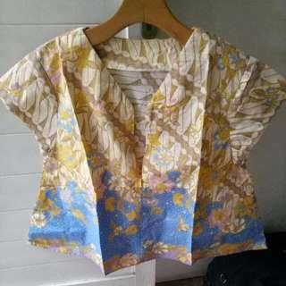 Tops Batik Katun