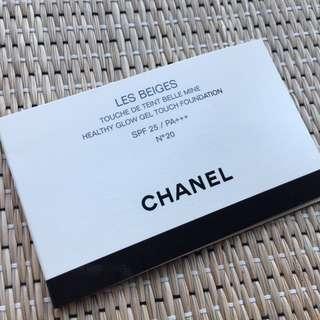 ~Hold~《sample》Chanel 氣墊粉底