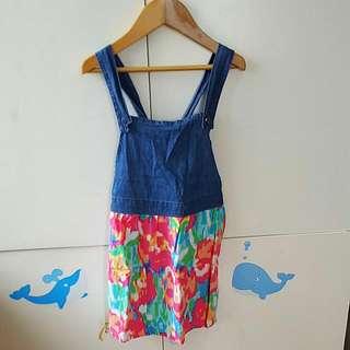 *PRELOVED* Children's Place (est. 1989 PLACE) Jumper Dress