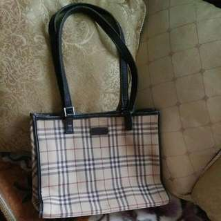 Authentic Burberry London Blue Label
