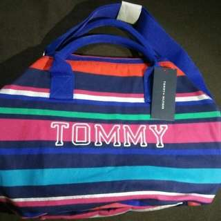 RUSH SALE!!! Authentic Tommy Hilfiger Duffle Bag