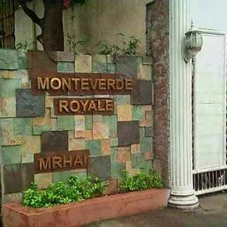 Lot For Sale Near SM Taytay MONTEVERDE ROYALE