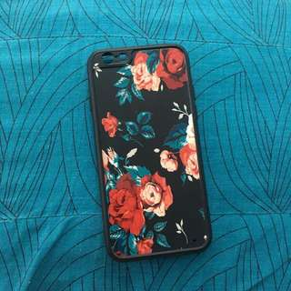 Floral Case For iPhone 6/6s