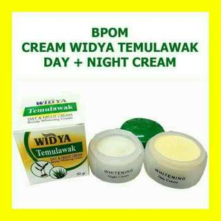 Cream Temulawak Siang Dan Malam