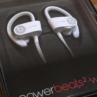 Beats Powerbeats 2 Wireless Earphones
