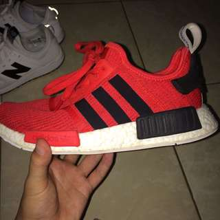 NMD_R1 Core Red