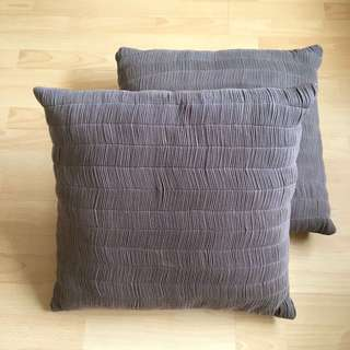2x Country Road Lounge Cushions