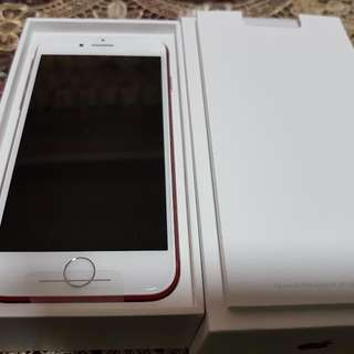 IPhone 7(red) 128Gb