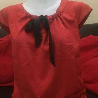 blouse merk Minimal