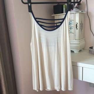 Sexy White Top