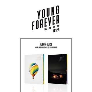 (PO) BTS - YOUNG FOREVER ALBUM