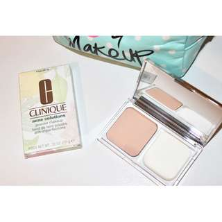 Clinique Acne Solutions Powder Makeup