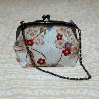 Bag/Wallet/Clutch/Pouch With Chain Made In Japan