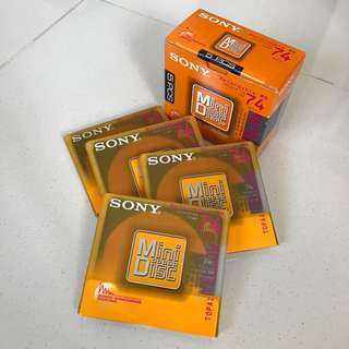 Sony Mini Disc(MD) Recordable