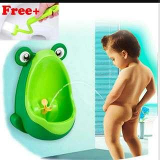 Boy's Urinal Potty Training