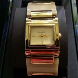 Authentic Preloved Michael Kors Watch