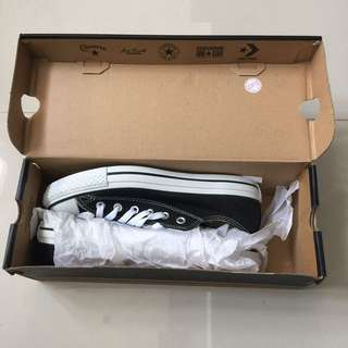 CONVERSE CT AS CANVAS OX BLACK Unisex
