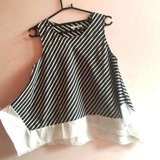 Stripes Hitam Putih