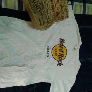 Hard Rock Cafe Jakarta T-shirt