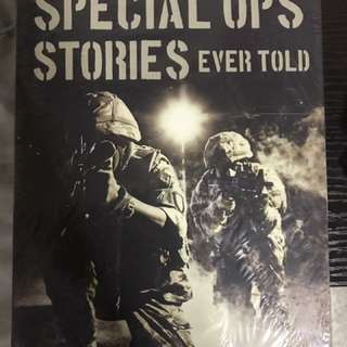 Special Ops: Stories Evertold