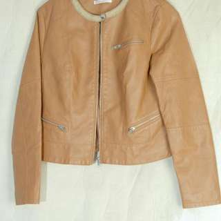 Jacket Lather Stardivarius (brown)