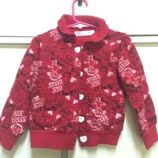 F&X Jacket Size 2