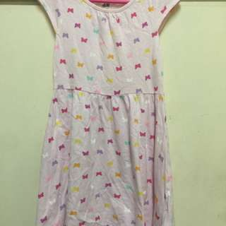 H&M Dress Size 2-4 Years