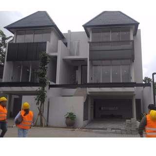 Rumah mewah dengan fitur rumah pintar