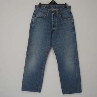 047~29腰日本製EDWIN牛仔褲