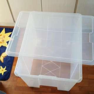 Ikea Storage Box. The Largest. 78x56x43cm
