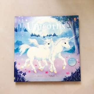 英文立體書。Unicorn