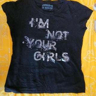 全新 Tee shirt 100% New + 1件女裝衫 Cloth(共兩件)
