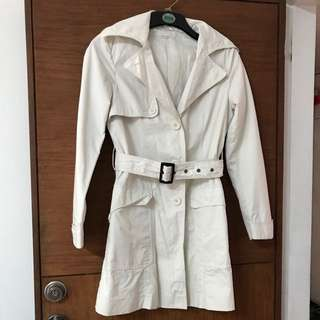 Beige Glenfield Light Trench Coat (Italy)