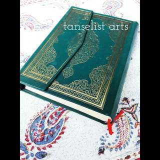 Turkish Holy Quran(Small)