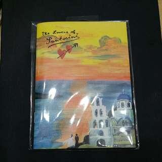 風景單行notebook