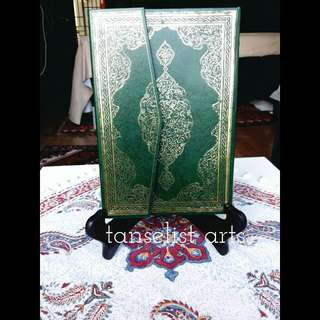 Turkish Holy Quran(Large)